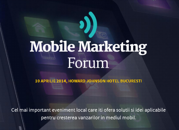 Mobile Marketing Forum